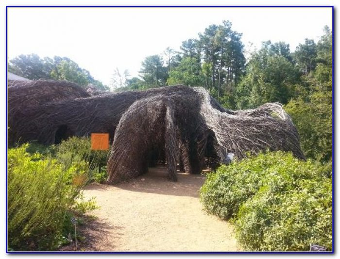 North Carolina Botanical Garden Charlotte