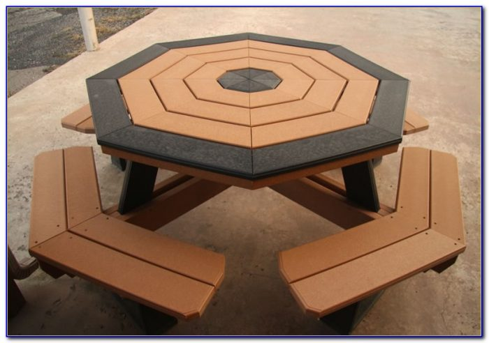 Octagon Patio Table Cloth