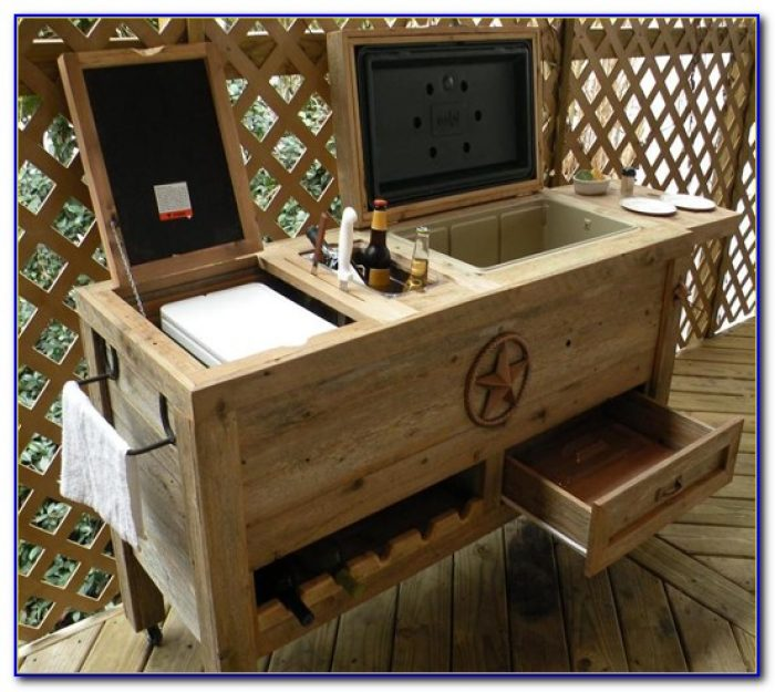 Patio Cooler Cart Canada