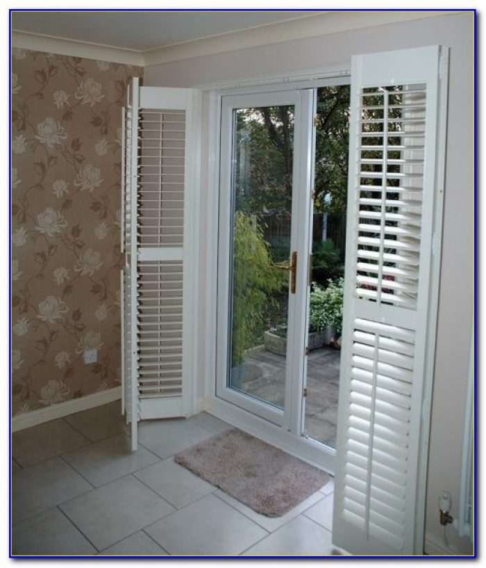 Patio Door Coverings Options