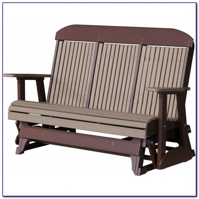 Patio Furniture Glider Chairs