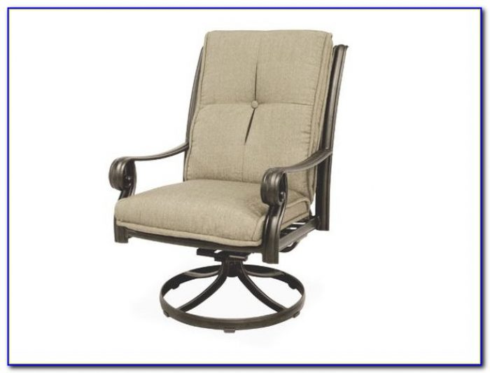 Patio Swivel Rocker Recliner