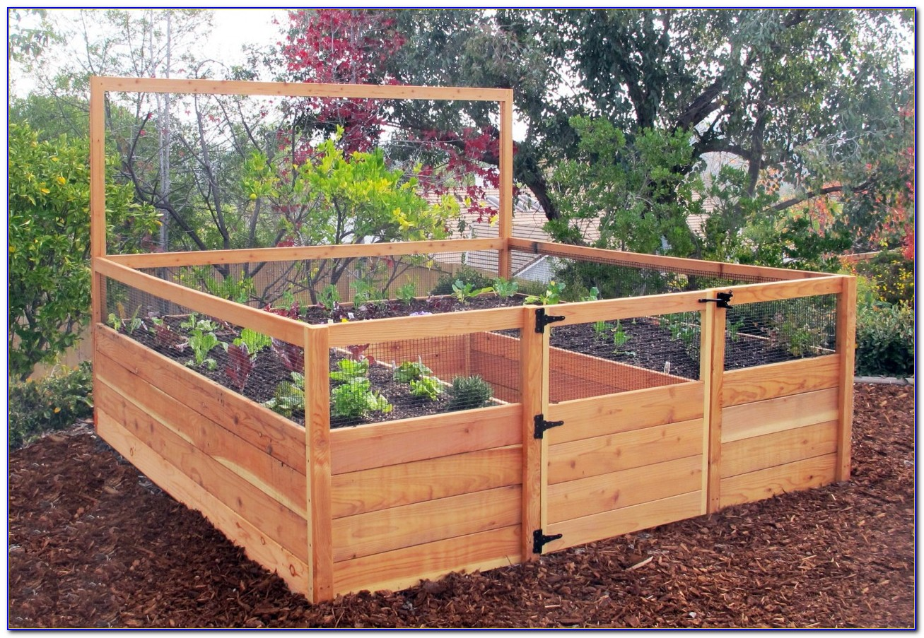Raised Garden Bed Kits Australia