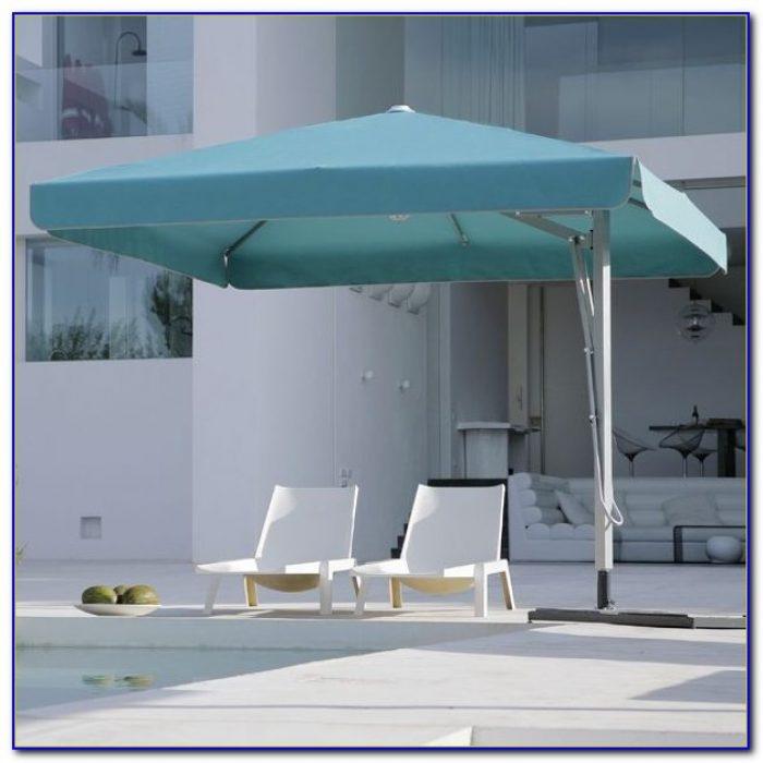 Rectangle Patio Umbrella Tilt