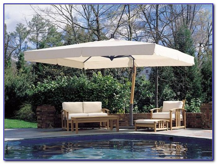 Rectangular Patio Umbrellas Toronto