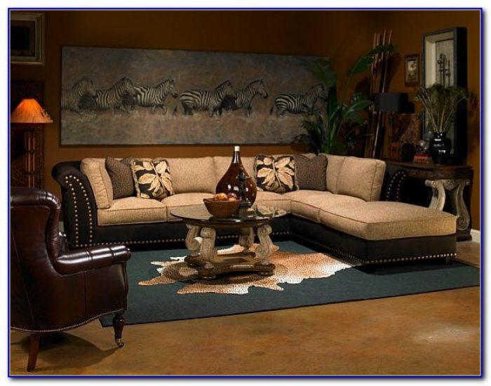 Safari Living Room Decorating Ideas