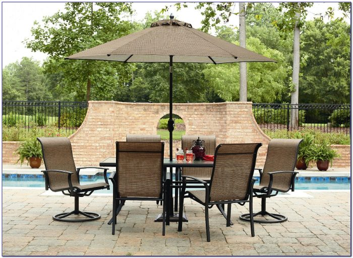 Sears Canada Outdoor Dining Sets