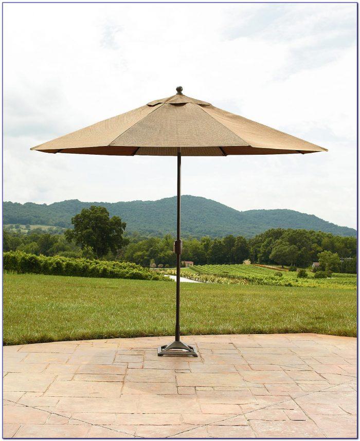 Sears Offset Patio Umbrella