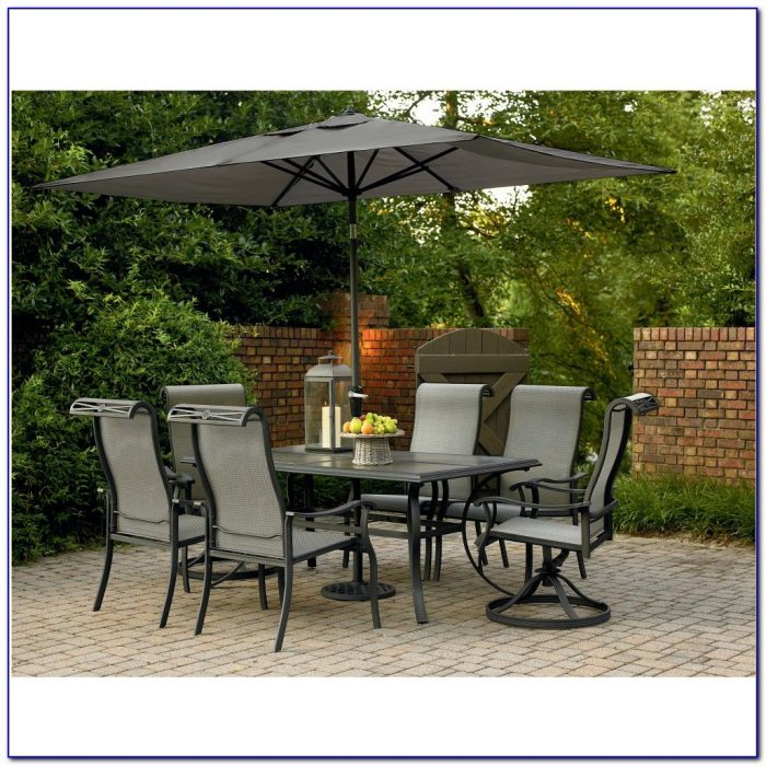 Sears Patio Set Covers