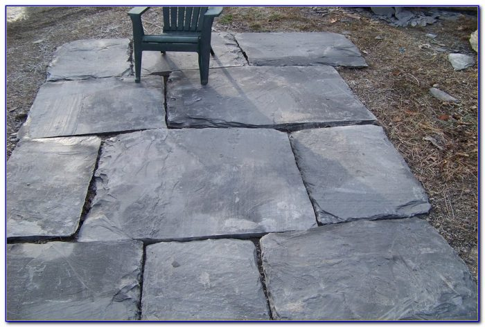 Slate Patio Pavers Snap Together