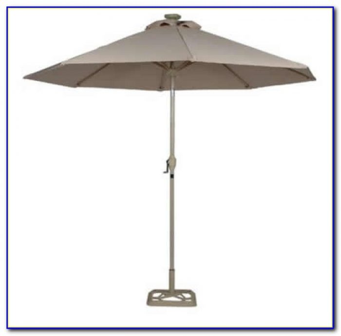 Solar Patio Umbrella Lights
