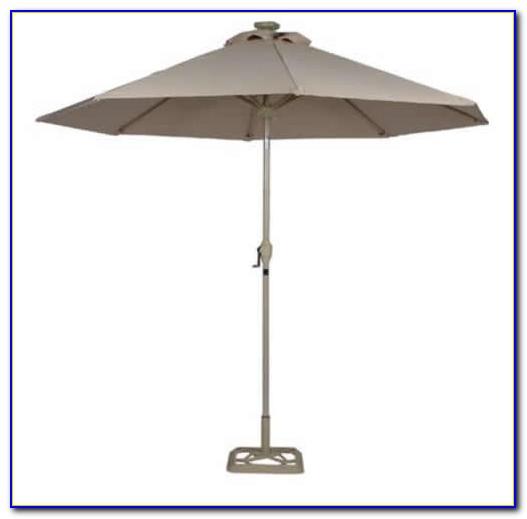 Solar Patio Umbrella Lights