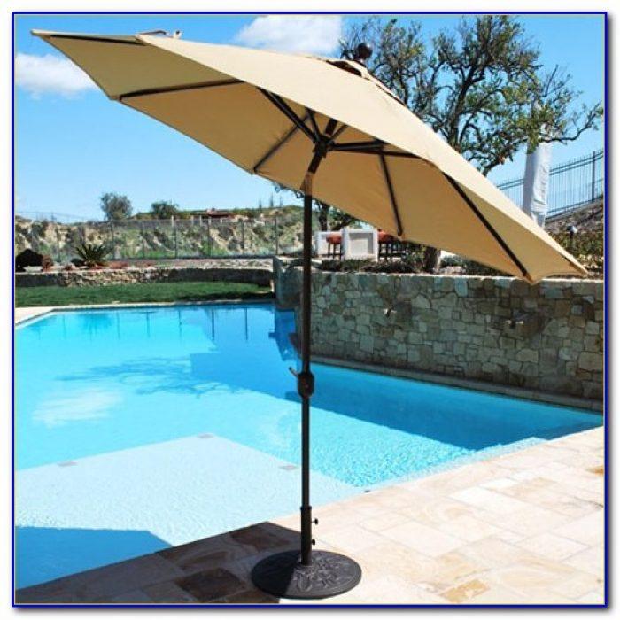 Sunbrella Patio Umbrellas Rectangular