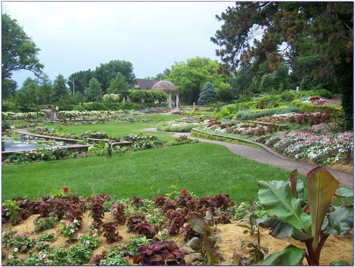 Sunken Gardens Lincoln Ne Art Show