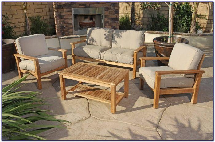Teak Patio Furniture Sets Costco