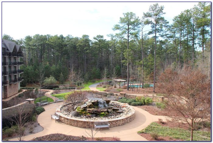 The Lodge And Spa At Callaway Gardens Pine Mountain