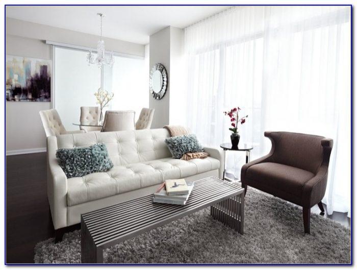 Tufted Living Room Furniture Set