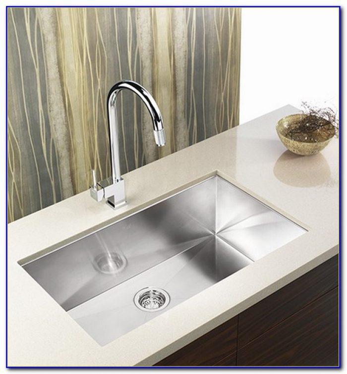 Undermount Kitchen Sink For 30 Inch Cabinet