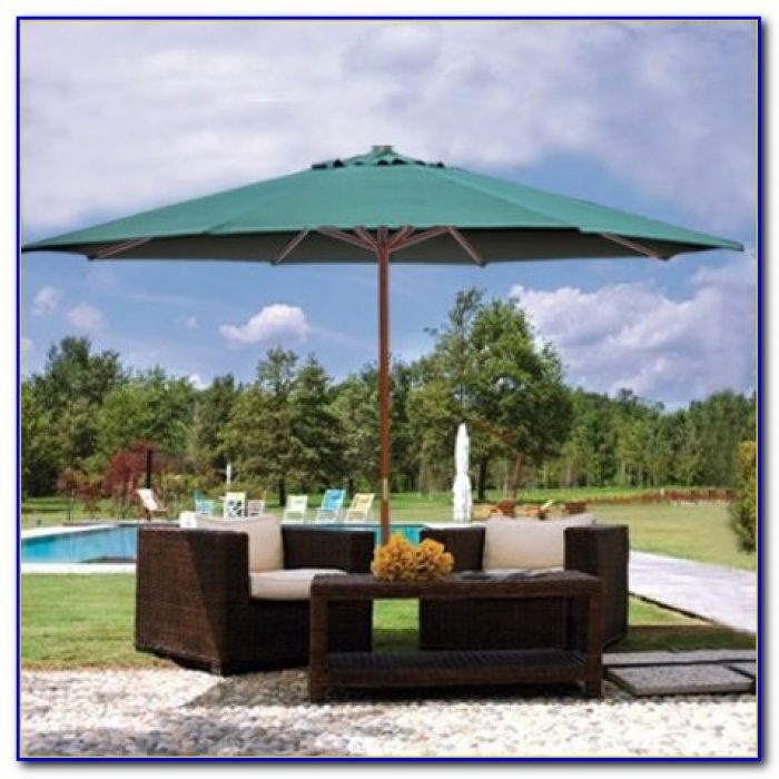 13 Foot Cantilever Patio Umbrella Canada