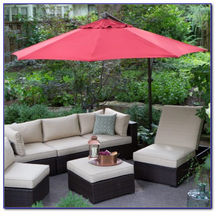 13 Foot Diameter Patio Umbrella