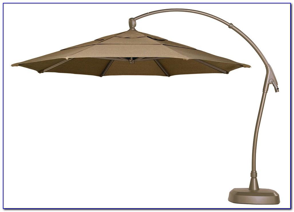 13 Foot Square Patio Umbrella