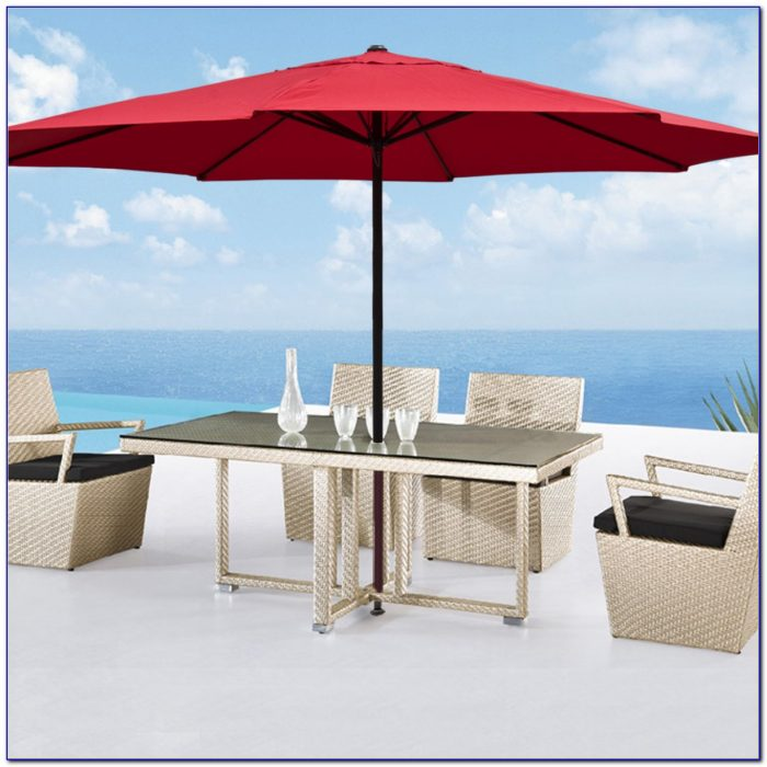 13 Ft Offset Patio Umbrella