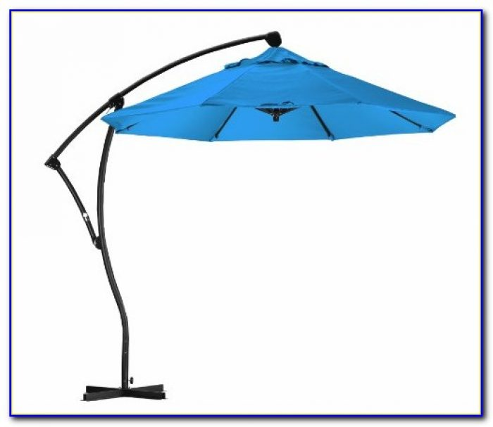 3 Tier Pagoda Patio Umbrella