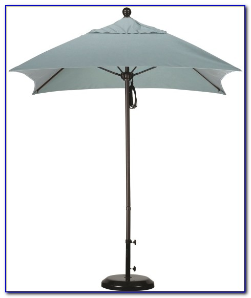 6 Foot Patio Umbrella