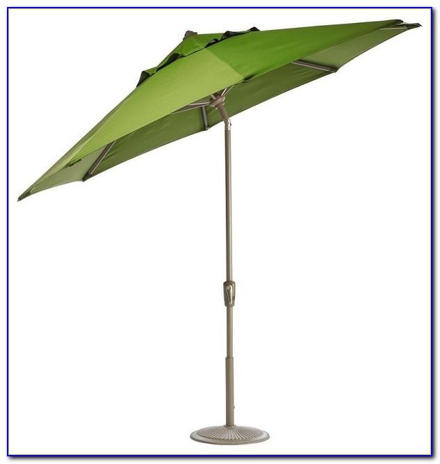 6 Foot Square Patio Umbrella