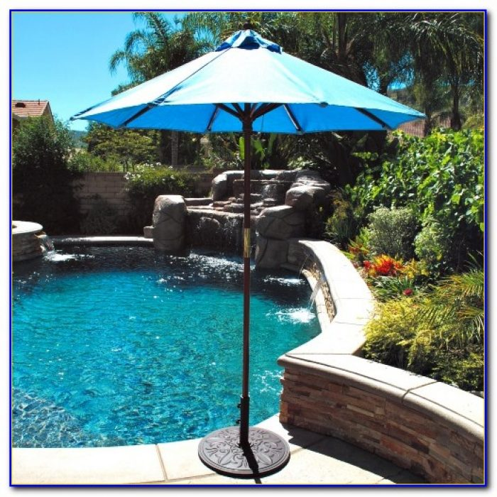 6 Ft Offset Patio Umbrella