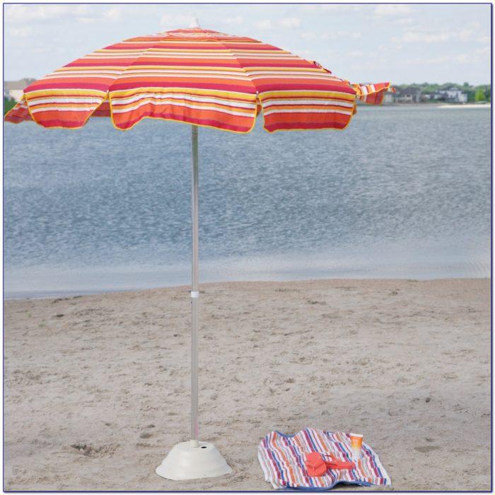 6 Ft Sunbrella Patio Umbrella