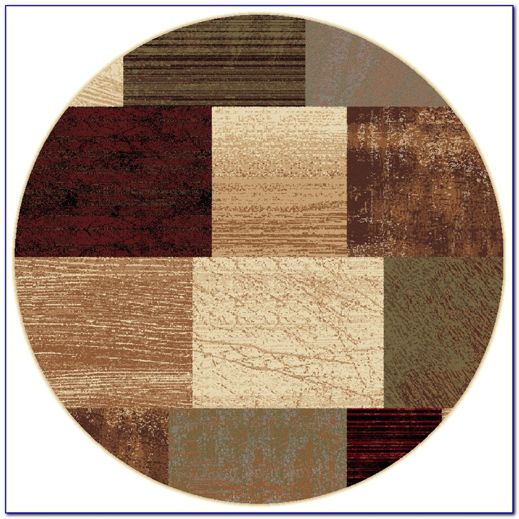 8x8 Foot Square Rugs