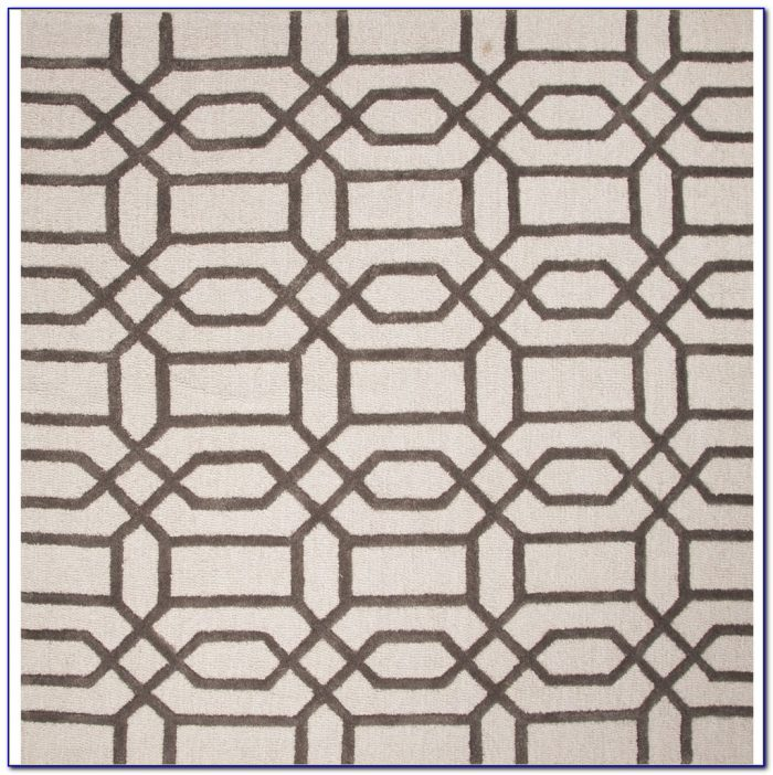 8x8 Square Sisal Rug