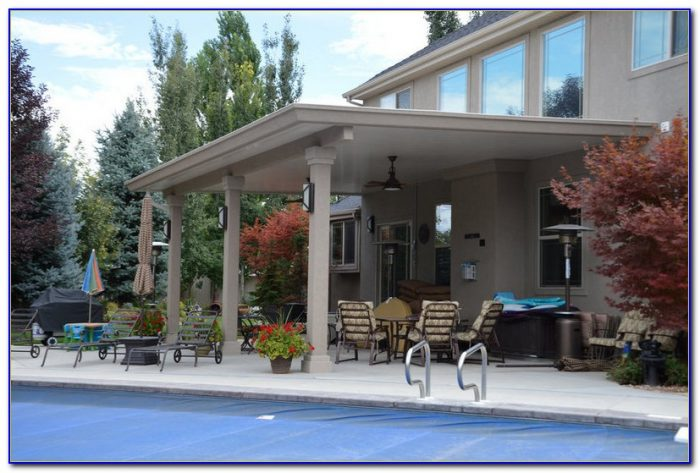 Aluminum Patio Covers Utah