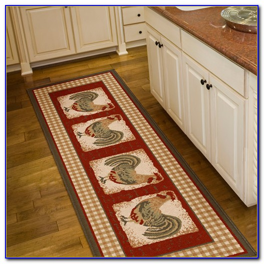 Amazon Rooster Kitchen Rugs