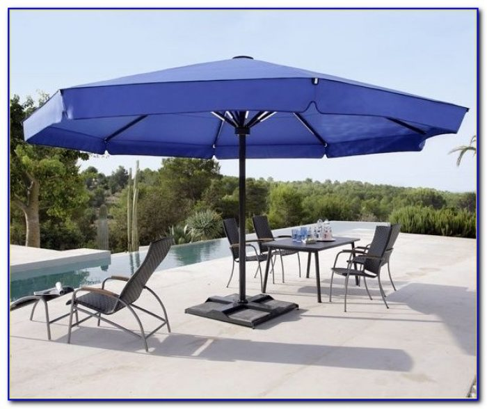 Big Patio Umbrellas
