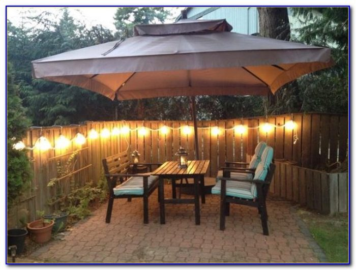 Big Y Patio Umbrellas