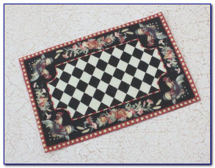 Black And White Checkered Rug Uk
