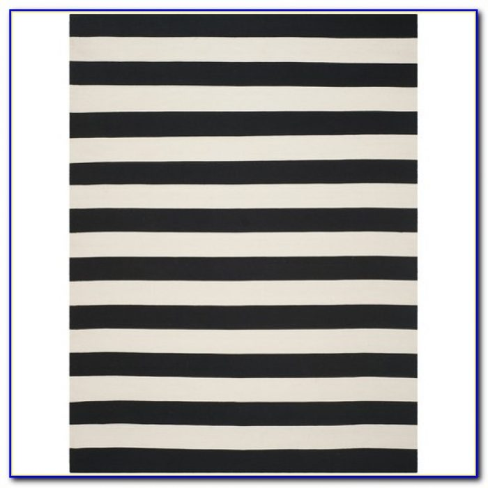 Black And White Striped Rugs Uk