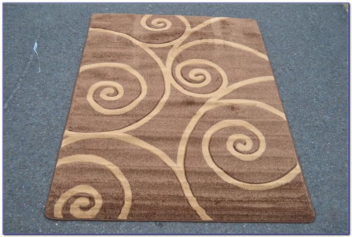 Contemporary Abstract Area Rugs