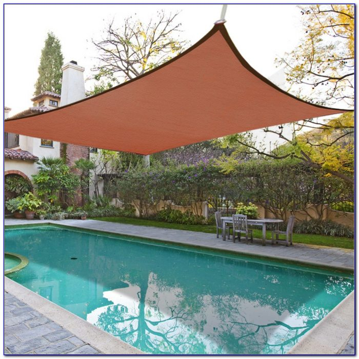 Diy Patio Shade Canopy