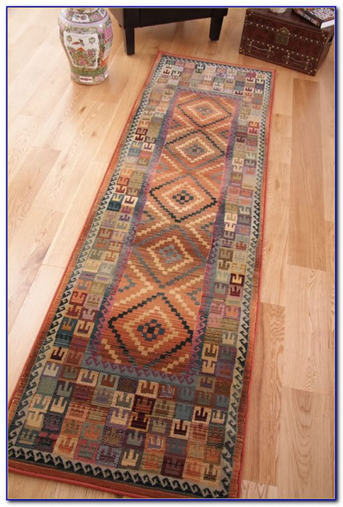 Extra Long Bath Mat Rug