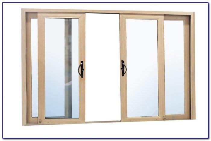 Fiberglass Sliding French Patio Doors