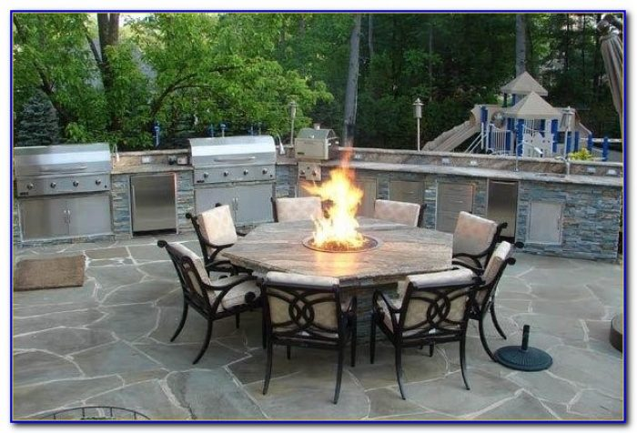 Fire Pit Patio Set Ebay