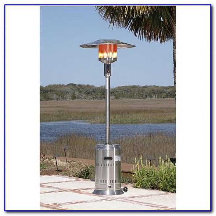 Fire Sense Commercial Patio Heater 60485