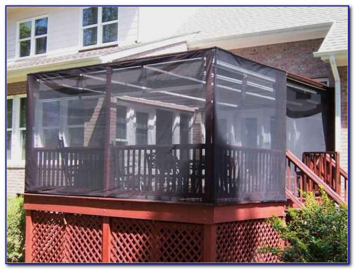 Glass Screens For Patios