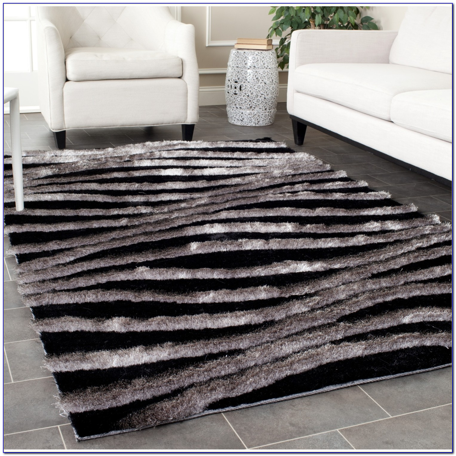 Grey Shaggy Rug Argos Rugs Home