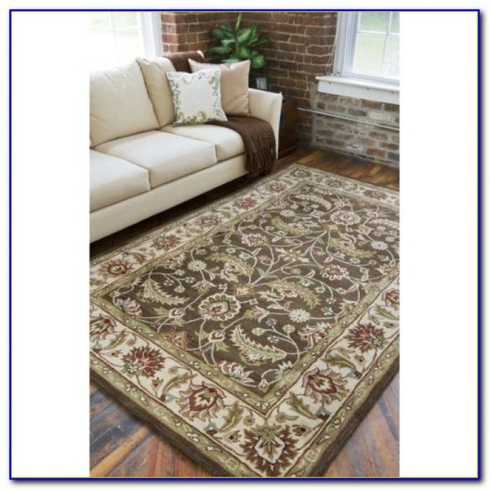 Hand Tufted Wool Rugs Made In India