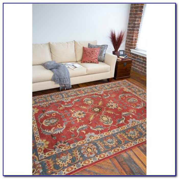 Hand Tufted Wool Rugs Shedding