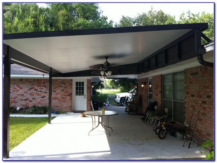 Insulated Patio Cover Material